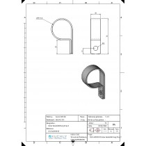 Collier diametre 40mm
